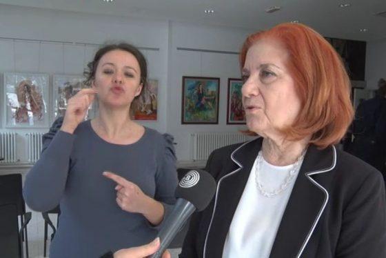 CH Vracar - Rada Saric Zamenica Predsednika GO Vracar thumbnail