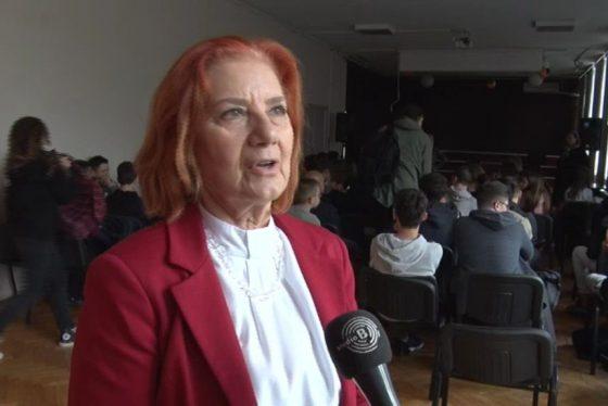 CH Vracar - Radmila Saric Zamenica Predsednika GO Vracar thumbnail