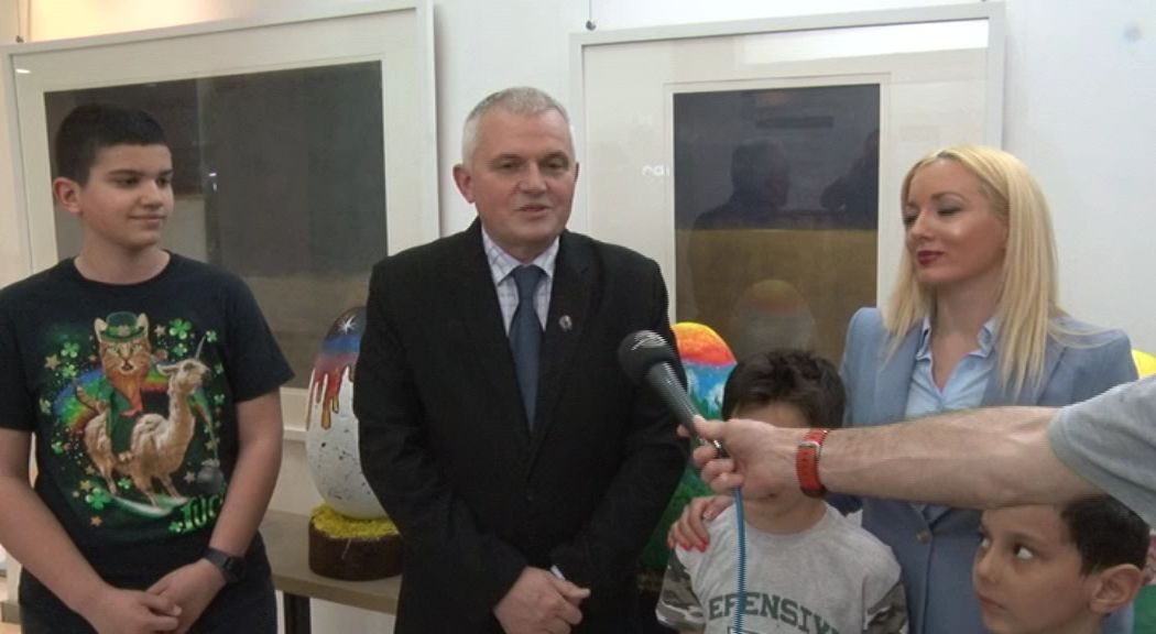 Vracar CH - Milan Nedeljkovic- predsednik opstine Vracar thumbnail