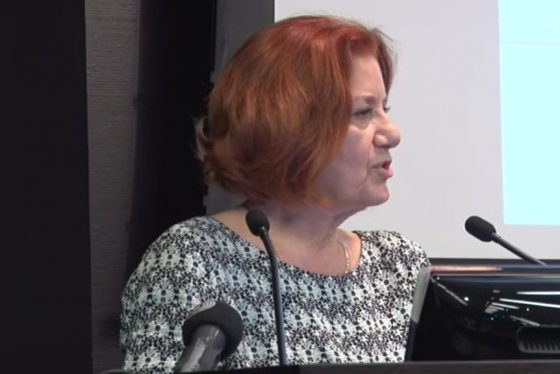 Vracar CH - Radmila Saric zamenica predsednika GO Vracar thumbnail
