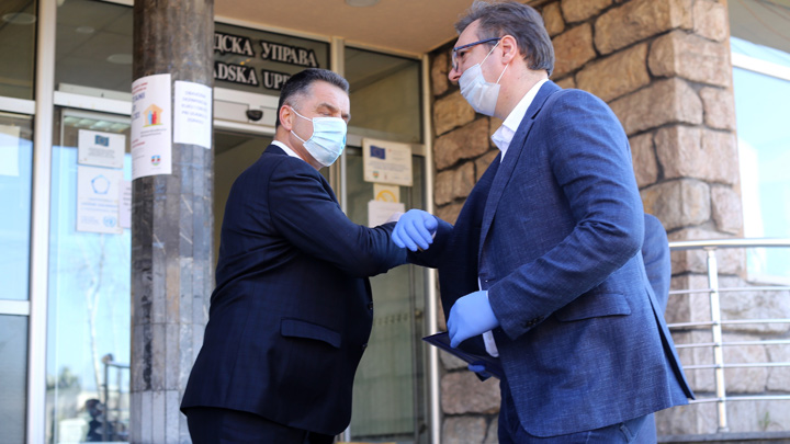 Biševac: Predsednik Vučić je došao da pomogne! – Studio B